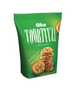 Toortitzi cu mix de seminte 80 g Alka