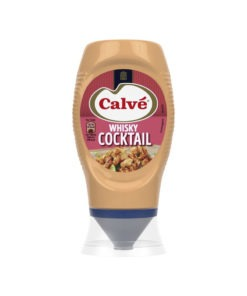 Calvé Saus Squeeze - sos whisky cocktail 250 ml