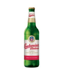 Budweiser Budvar bere blonda sticla 0,5L