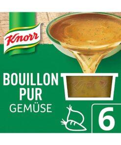 Knorr bulion concentrat de legume