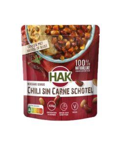 Mancare Mexicana Chili sin Carne Hak 550 g