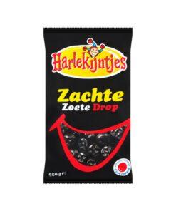 Harlekijntjes Zachte bomboane dulci 550 g