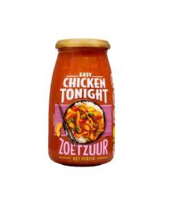 Chicken Tonight Zoetzuur cu piersica dulce acrisoara 525 g