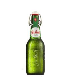 Grolsch bere blonda pasteurizata 450ml, sticla cu capac