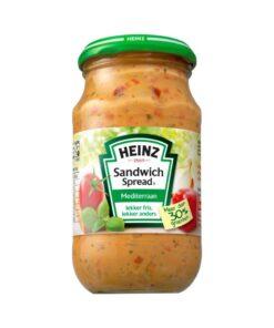 Heinz Sandwich Mediteraneean crema 300 g