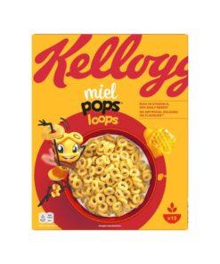 Kellogg's Honey pops loops 375 g