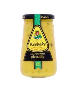 Kesbeke Amsterdam Piccalilly sos crema 370 ml
