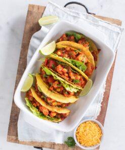 Mancare de legume mexicane Hak 500 g