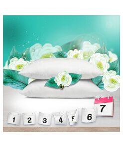 Lenor Balsam de rufe 50 spalari 1,5L - Emerald and Ivory Flower