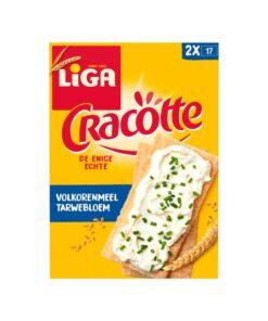 Liga Cracotte crackers cereale integrale 250 g