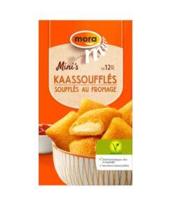 Mora Mini kaassoufflé 12 stuks, 300g