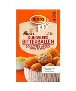 Mora Rundvlees bitterballen mini 240 g