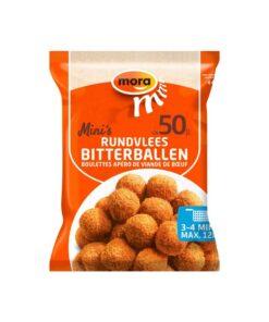 Mora Bitterballen crocante - pachet 50 bucati