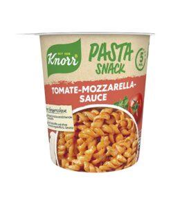 Knorr Snack Paste sos tomat si mozzarella 72 g
