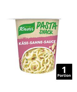 Knorr Pasta Snack Branza si Sos Smantana, 71 g