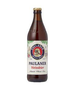 Paulaner Weissbier 5,5%, bere blonda nefiltrata 0,5L