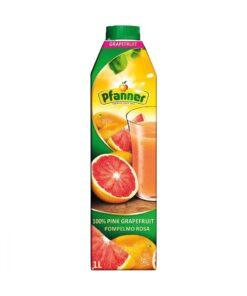 Pfanner suc grapefruit roz Pink Grapefruit 1 L