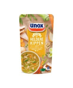 Supa de pui clara Unox Olanda 570 ml