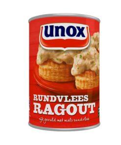 Unox Ragout din carne de vita 400 g