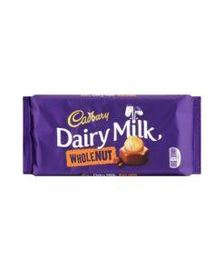 Cadbury Ciocolata cu lapte si alune