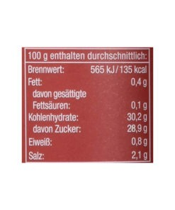 Ketchup Curry Extra Iute Hela 800 ml