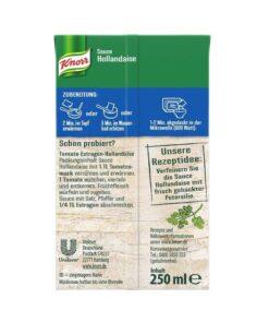 Sos Knorr Hollandaise 250 ml