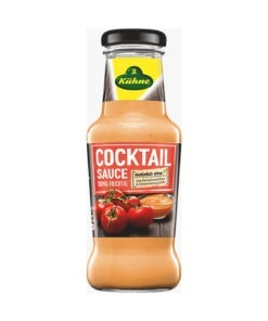 Kuhne Sos Cocktail cremos si fructat 250 ml