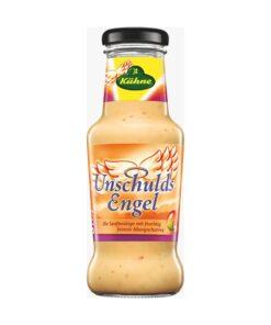 Kuhne Sos cu chutney de mango & curry 250 ml