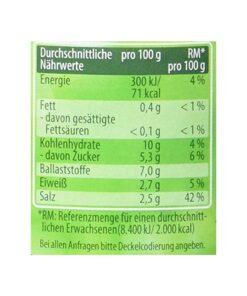 Rosii uscate la soare, fara ulei 370 ml, Kuhne