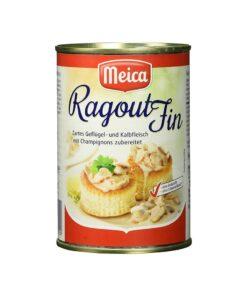 Meica Ragout curcan, vitel si ciuperci 400g