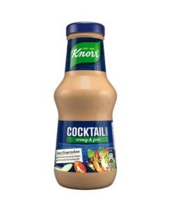 Knorr Cocktail cremos cu o nota fina de whisky 250 ml